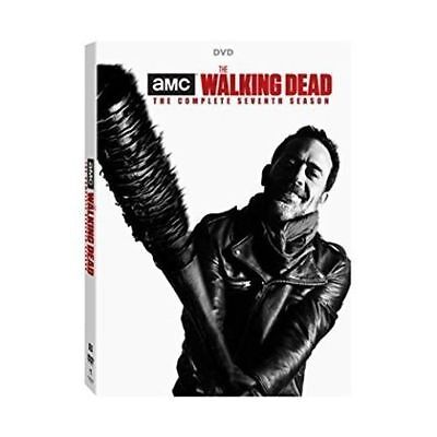 Walking Dead Complete Season 7 On Dvd, Brand New And Sealed