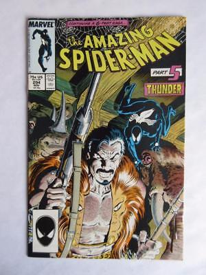 Amazing Spider-Man # 294 - NEAR MINT 9.8 NM - Avengers Iron Man MARVEL Comics!