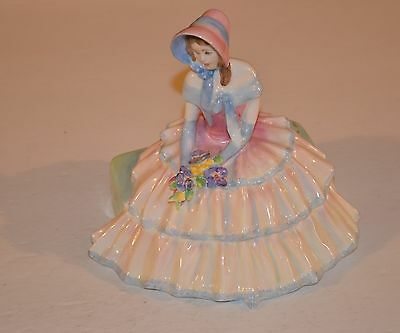 Royal Doulton Hn 1731 Day Dreams Very Lovely Figurine