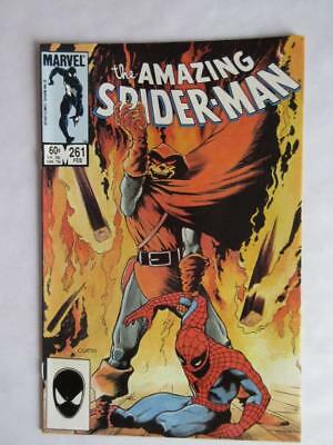 Amazing Spider-Man # 261 - NEAR MINT 9.8 NM - Avengers Iron Man MARVEL Comics!