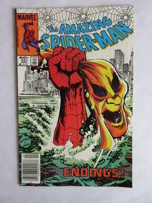 Amazing Spider-Man # 251 - NEAR MINT 9.6 NM - Avengers Iron Man MARVEL Comics!