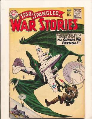 Star Spangled War Stories (1952 series) #95 in Very Good + condition