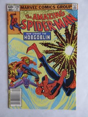 Amazing Spider-Man # 239 - NEAR MINT 9.8 NM - Hobgoblin! Avengers MARVEL Comics!