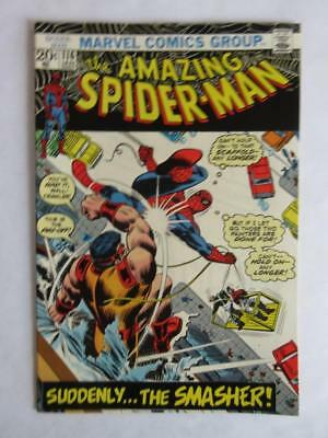 Amazing Spider-Man # 116 - NEAR MINT 9.6 NM - Avengers Iron Man MARVEL Comics!