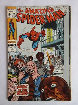 Amazing Spider-Man # 99 - HIGHER GRADE - Peter Parker Avengers MARVEL Comics!!