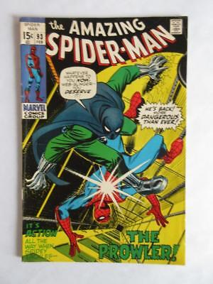 Amazing Spider-Man # 93 - Avengers Iron Man MARVEL Check out our other Comics!