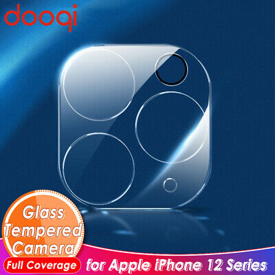 iPhone XS Max / X / 8 Plus / 8 / 7 Back Camera Lens Tempered Glass Protector
