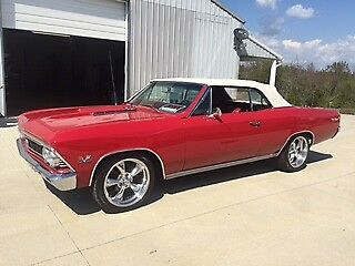 1966 Chevrolet Chevelle SS Package 1966 Chevelle Super Sport Clone