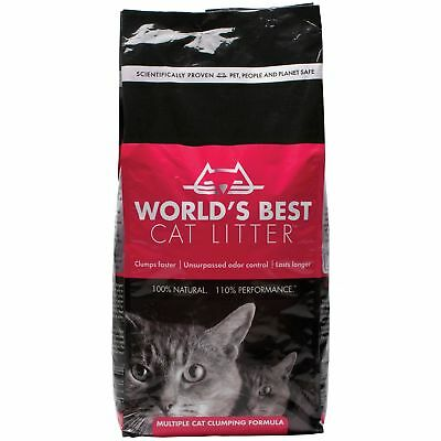 MPM Products Worlds Best Cat Litter Multiple Cat Clumping Formula