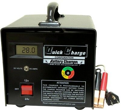 Aircraft Battery Charger/Maintainer 12 & 24 volt 10 amp