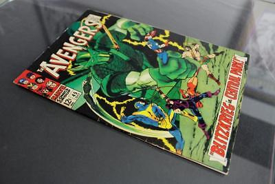 Avengers #45 MARVEL 1967 - Hercules joins The Avengers - Check out our Comics!!!