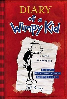 Diary of a Wimpy Kid, Book 1 by Kinney, Jeff