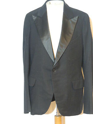 1920's Man's 3 Pc Tuxedo Suit / Jacket / Pants / Vest SM c- 37