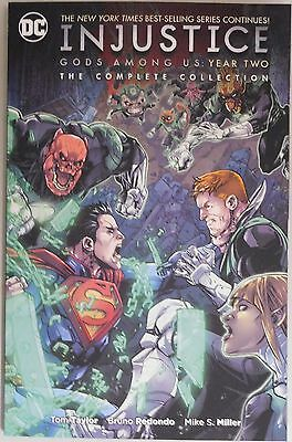 Injustice Gods Among Us Year Two Complete Collection trade paperback DC Comics