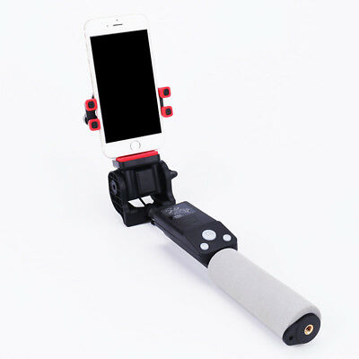 Capture All Angles In This Smart 360 Degree Rotating Selfie Stick