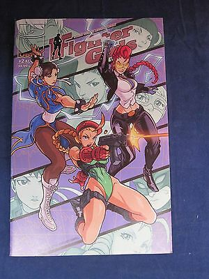 Street Fighter Legends Cammy #2 Nm Edwin Huang 1:10 Variant Udon Comics