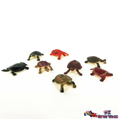 Plastic Sea Turtles Play Set Toys Sea Turtles Action Figurines Decor 77787