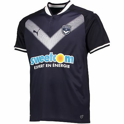 Bordeaux Football Home Shirt 2017 18 Mens Puma