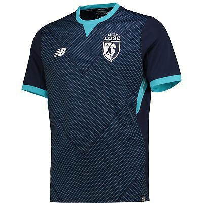Lille Football Third Shirt 2017 18 Mens new balance