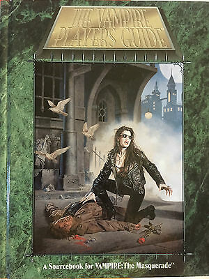 THE VAMPIRE PLAYERS GUIDE - SECOND EDITION (White Wolf 1997) WW2206
