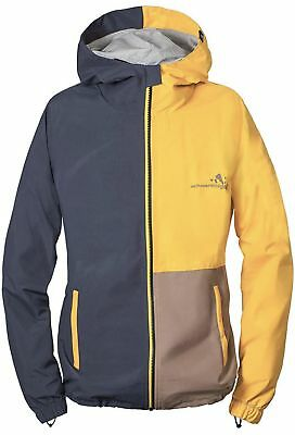 TIGHT Windbreaker Schwerelosigkite Women coffee/yellow
