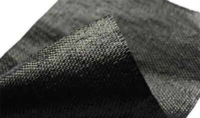 4.5m2 black woven weed control membrane
