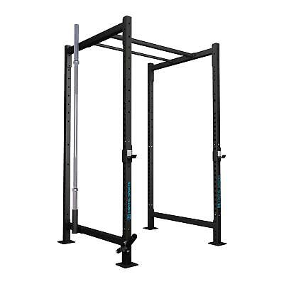 Capital Sports Power Rack Home Gym Cage Kraftstation Multi Cross Klimmzug