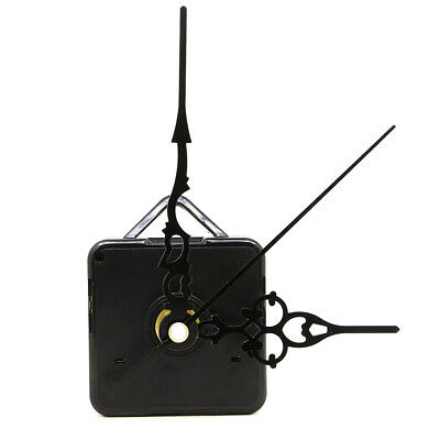 Quiet Mute Hand Hook Quartz Clock Movement Mechanism DIY Repair Tool Parts Kit A