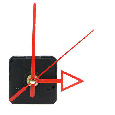 Wall Quiet Mute Hand Quartz Clock Movement Mechanism DIY Repair Tool Parts Kit E