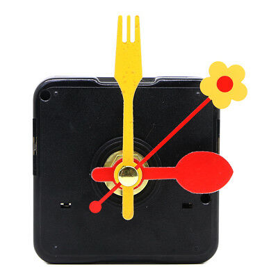 Wall Quiet Mute Hand Quartz Clock Movement Mechanism DIY Repair Tool Parts Kit B