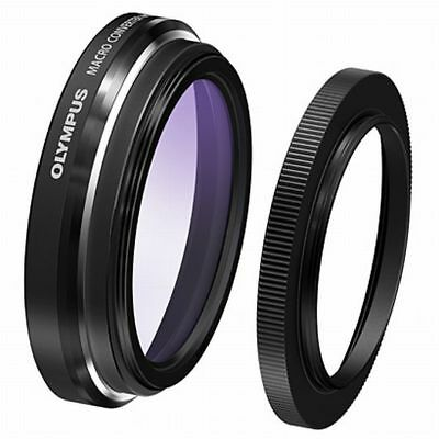 Japan Olympus Macro Converter lens MCON-P02 F/S Airmail with Tracking
