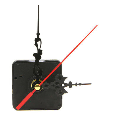 Wall Quiet Mute Hand Quartz Clock Movement Mechanism DIY Repair Tool Parts Kit C