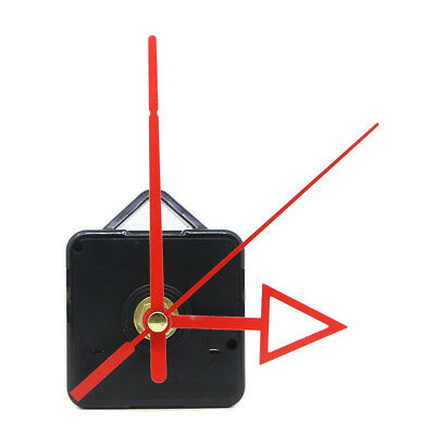 Quiet Mute Hand Hook Quartz Clock Movement Mechanism DIY Repair Tool Parts Kit E