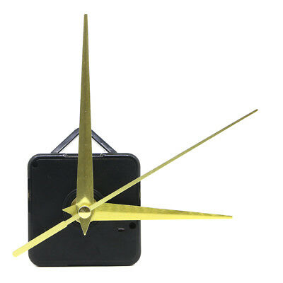 Quiet Mute Hand Hook Quartz Clock Movement Mechanism DIY Repair Tool Parts Kit D