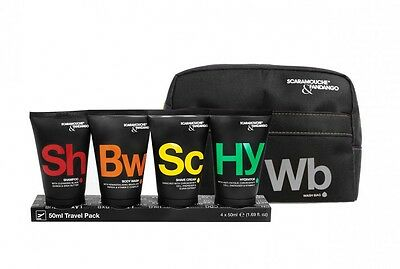 Scaramouche & Fandango Travel Set