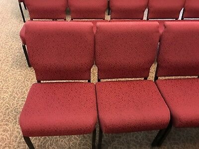 120 Church Chairs that are in great condition.