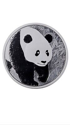 2017 Denver ANA 'Worlds Fair Of Money' Silver 30g Panda