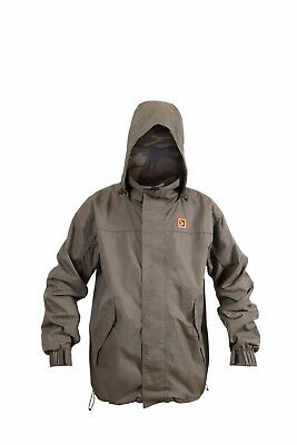 Avid NEW Carp Fishing Blizzard Ripstop Waterproof Jacket *All Sizes*