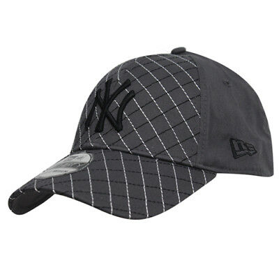 New Era 39Thrity MLB NY Yankees Stretch Fit Cap Grey 10500048 UW