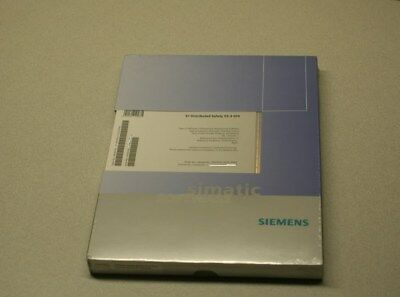 New Siemens Simatic S7 Distributed Safety V5.4 SP4 6ES7833-1FC02-0YA5