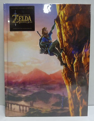 The Legend Of Zelda Breath Of The Wild Guida Strategica Collector's Edition Ita