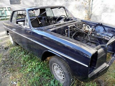 Mercedes Benz , W 114 , Rohkarosse , Winter-Projekt