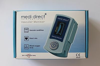 Media Direct International Vascular Monitor - Just A Heartbeat Away - 0434