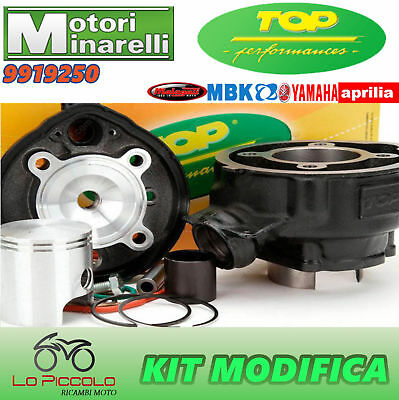 Gruppo Termico Top Performance Am6 Racing Tpr 49 Peugeot Xp6 Trail S 50 2T 2000