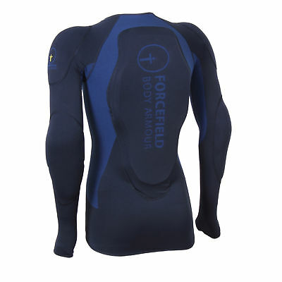 Forcefield Snowboard Body Armour - Mons Jacket - Back, Ski Protection, Spine