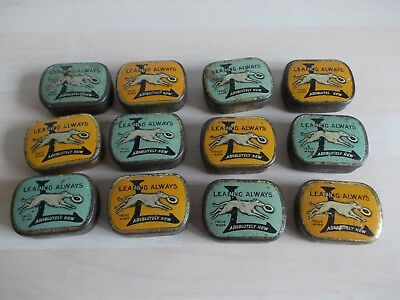 Leading Always 'absolutely New' Gramophone Needle Tins X 12