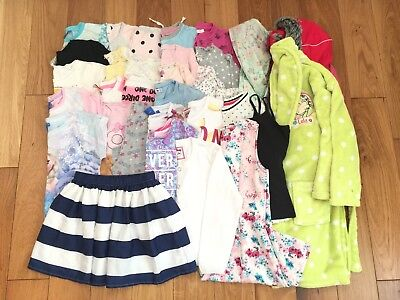 Bundle of Girls Clothes Age 6-7,7-8 Yrs