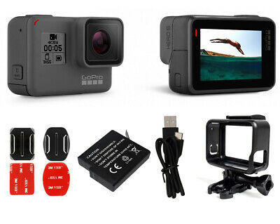 GoPro HERO5 Black 4K Action Waterproof Camera  (IL/RT6-9036-CHDHX-501-UG)