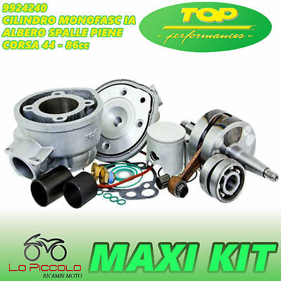 Gruppo Termico Top Performance Racing Tpr Am6 Minarelli Yamaha Tzr 50 2T 2006