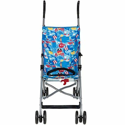 Cosco Umbrella Stroller, Pirate Life for Me  Stroller is lightweight and compact